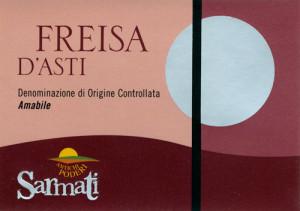 Freisa d'Asti